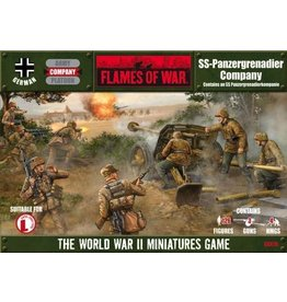 Flames of War GBX18 German SS Grenadier Company