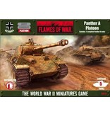 Flames of War GBX19 German Panther A Platoon