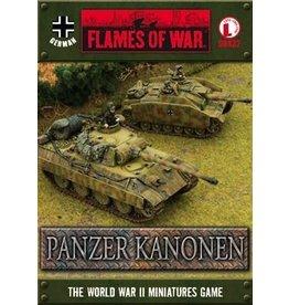 Flames of War GBX32 German Panzer Kanonen