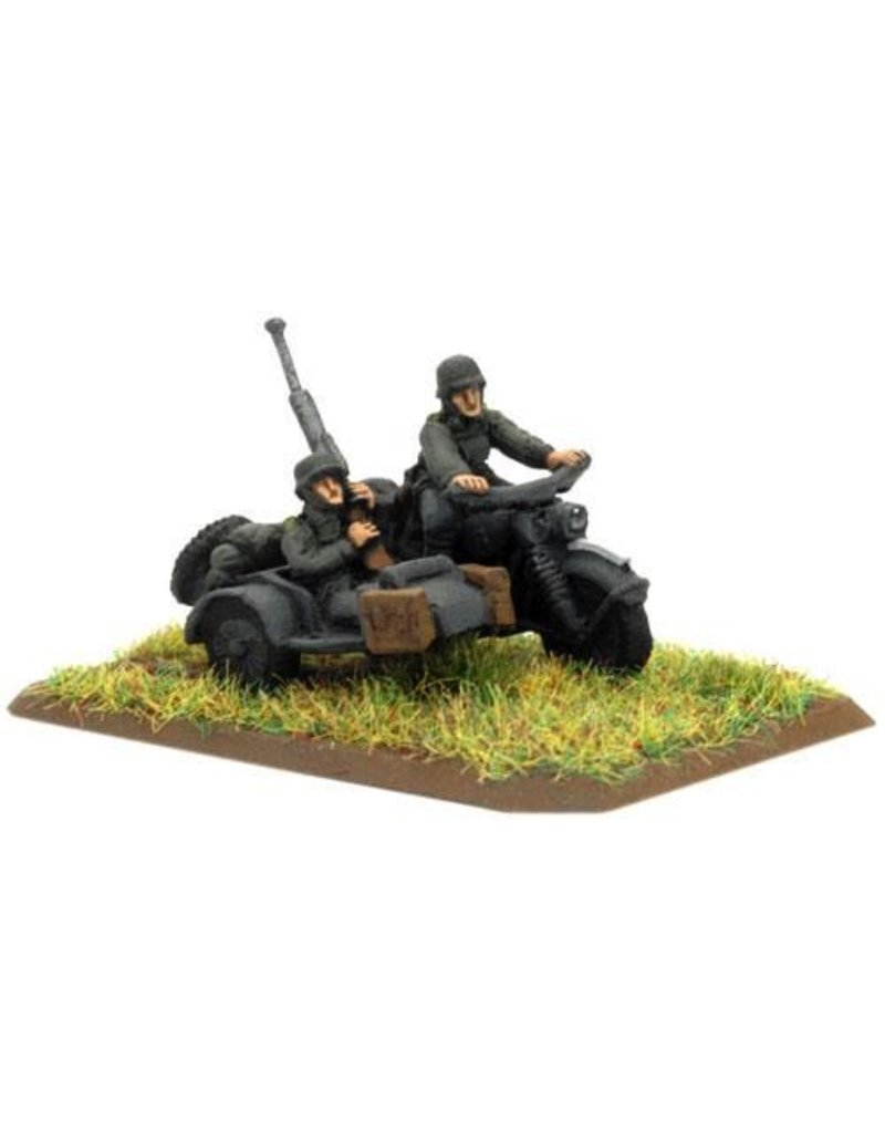 Flames of War GBX37 German Kradschutzen Platoon
