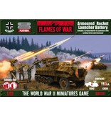 Flames of War GBX38 German Arm Rocket Launcher Battery