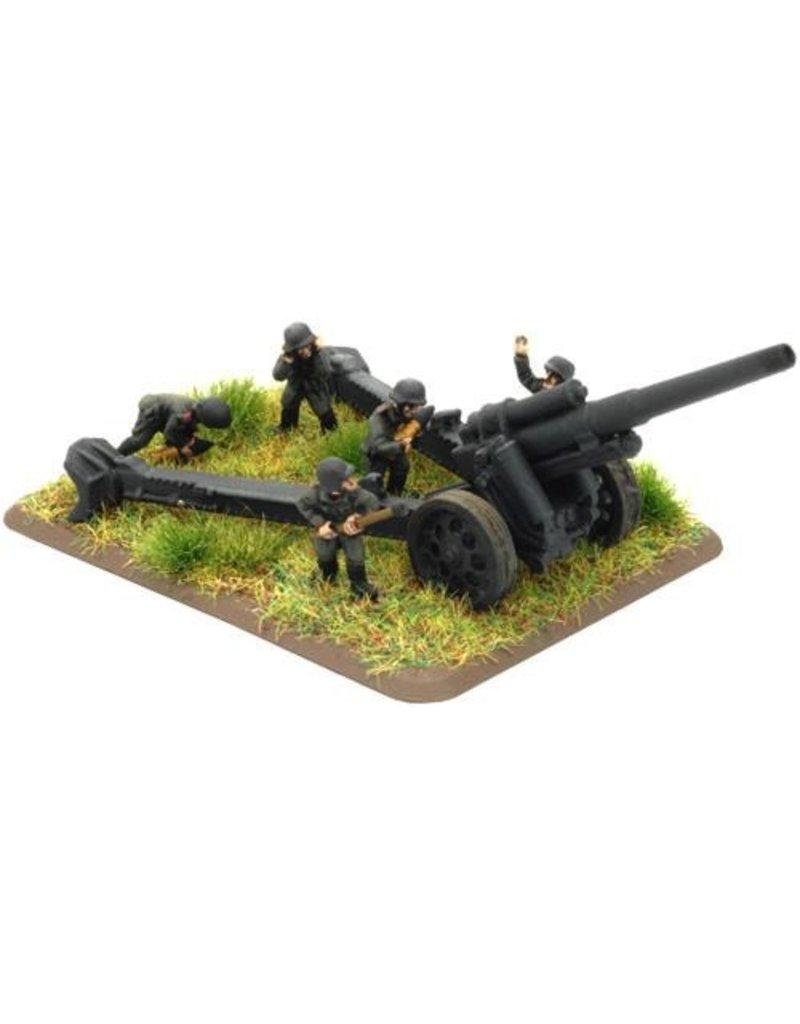 Flames of War GBX46 German Heavy Artillery Battery