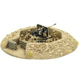 Flames of War GBX43 German 88 Nest