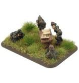 Flames of War GBX55 SS Light Artillery Battery
