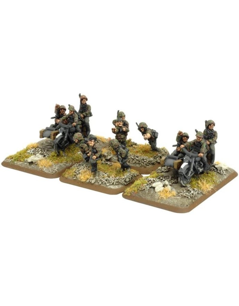 Flames of War GBX58 SS-Infantry Company