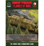 Flames of War GBX64 BP44 Armoured Train Infantry Car