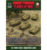 Flames of War GBX71 Hetzer Platoon