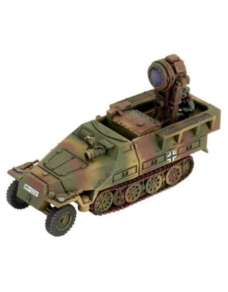 Flames of War GBX82 Sd Kfz 251/20 D (Uhu)