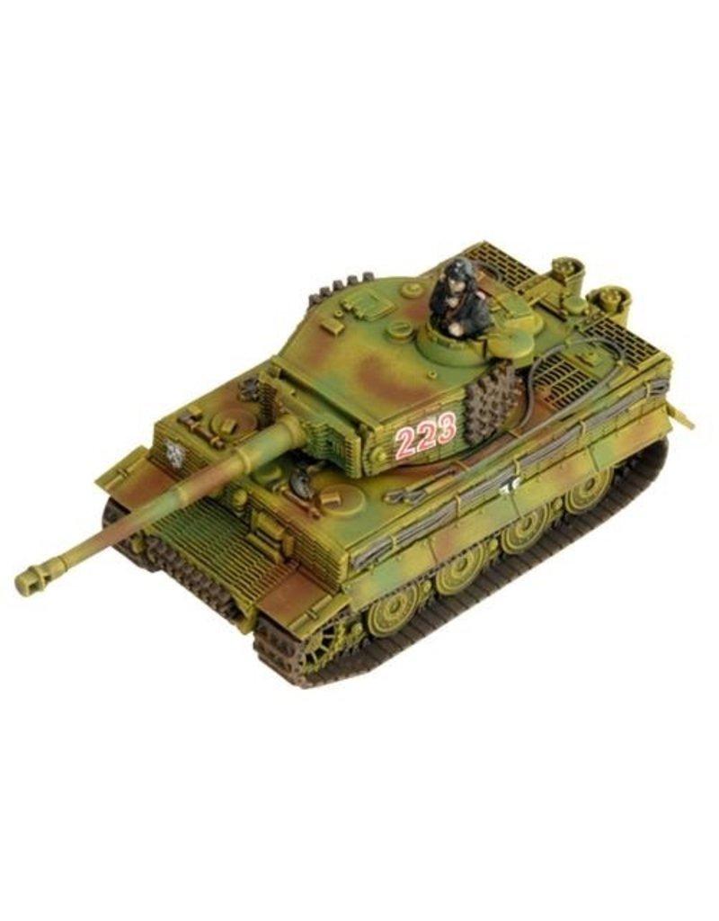 Flames of War GBX90 Tiger I E Platoon (Plastic)