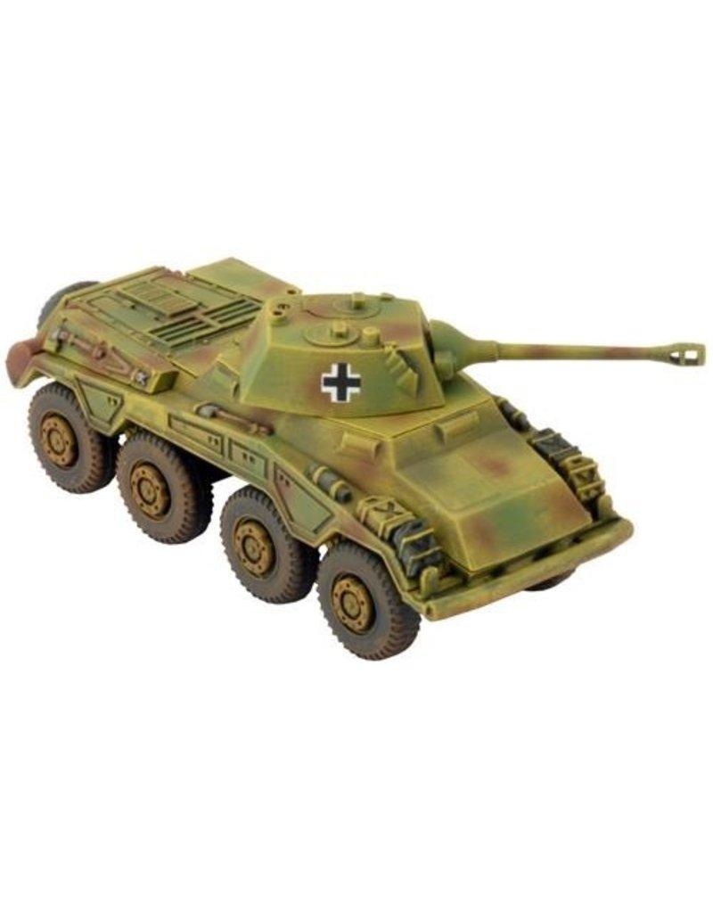 Flames of War GBX89 Puma Panzerspäh Platoon (Plastic)