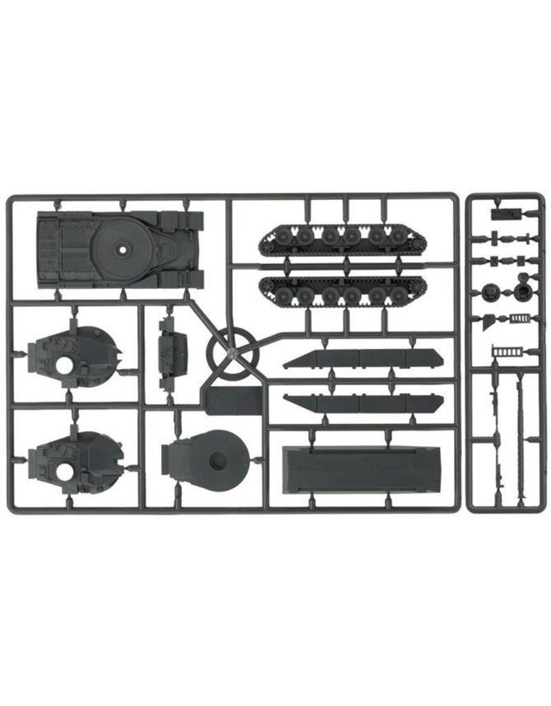 Team Yankee TBBX01 Chieftan Armoured Troop (Plastic)