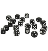 Team Yankee TBR900 British Dice Set