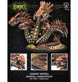 Warmachine Hordes\ PIP74086 Skorne: Desert Hydra GargantuanMSRP: 109.99