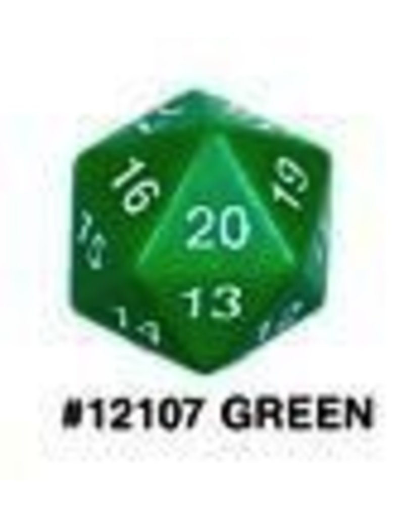 Koplow d20 55mm Green (Bagged)