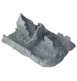 JR Miniatures 15mm Terrain: (Stalingrad) The CommissarÕs House