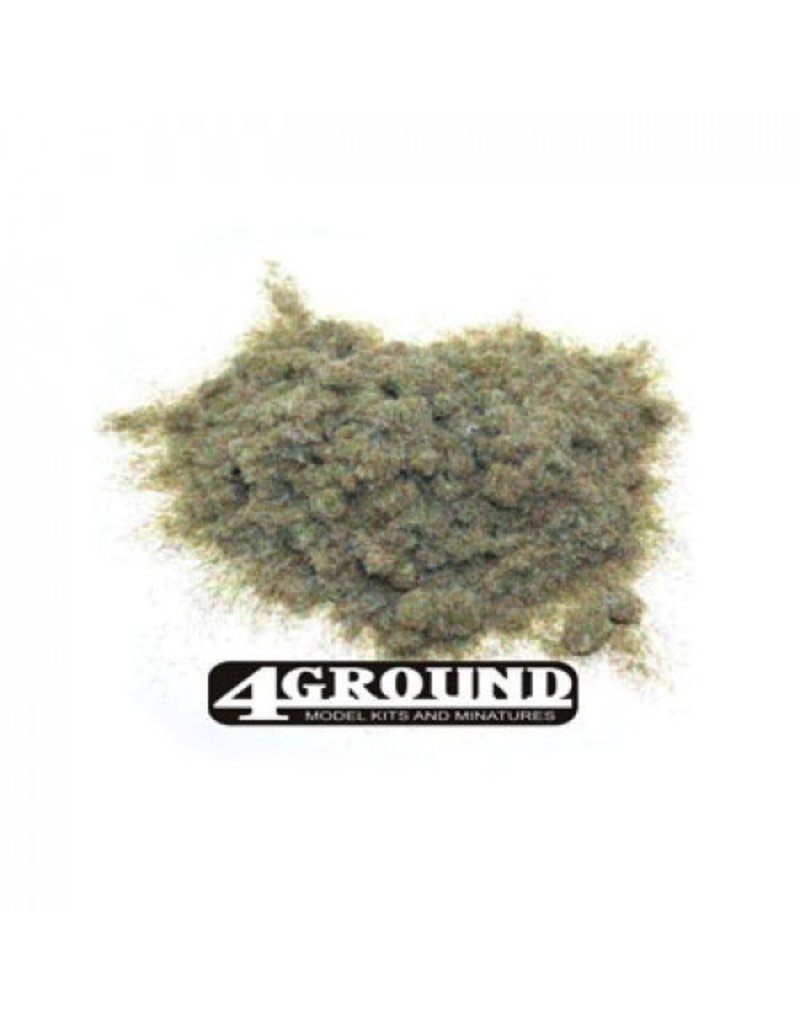 4Ground Miniatures Miniature Basing: Frosted Ground Static Grass