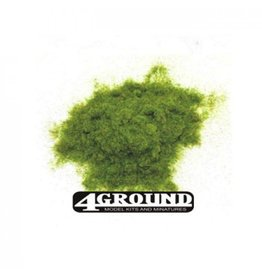 4Ground Miniatures Miniature Basing: Spring Static Grass
