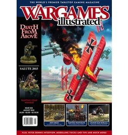 Wargames Illustrated Wargames Illustrated: Issue 334: August 2015
