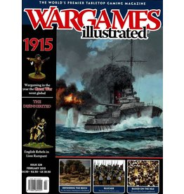 Wargames Illustrated Wargames Illustrated: Issue 328: February 2015