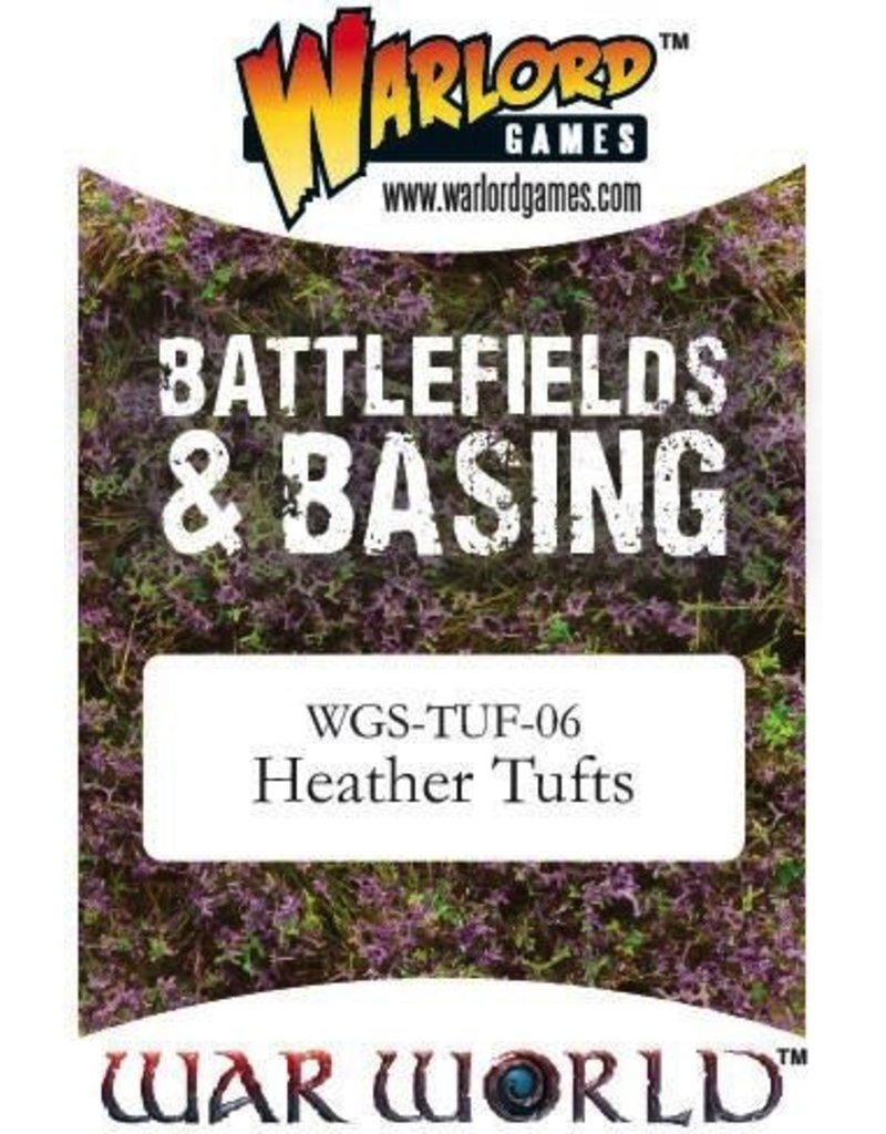 Warlord Games Heather Tufts