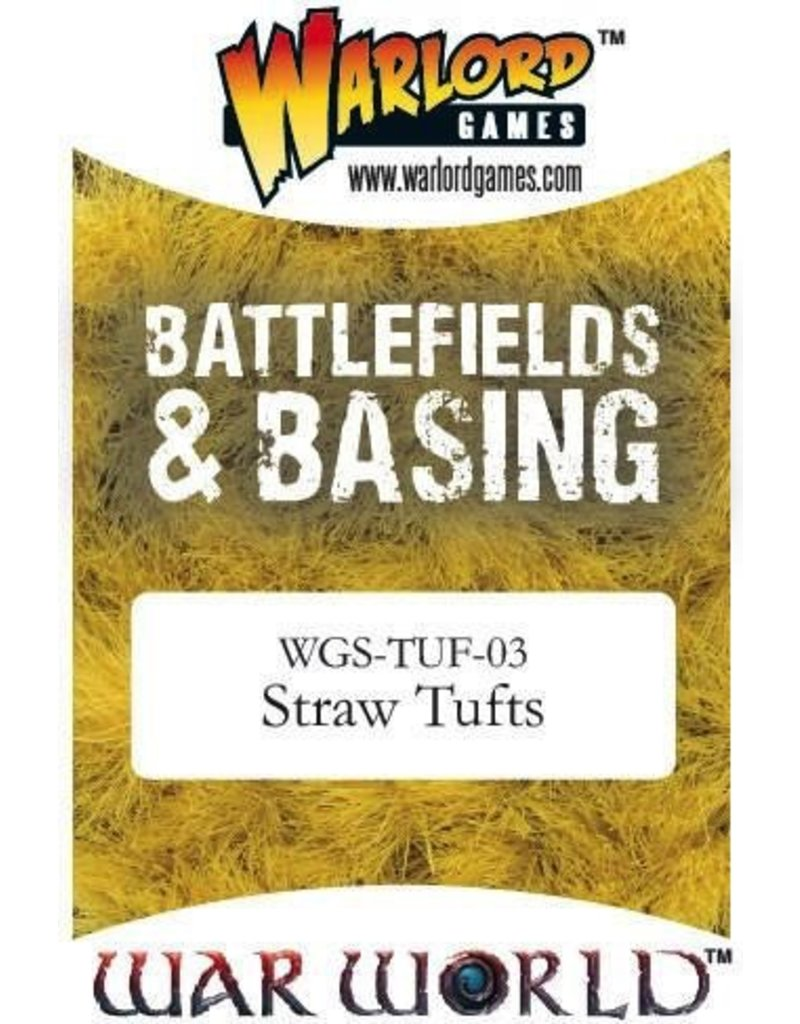 Warlord Games Straw Tufts