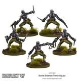 Warlord Games Soviet Siberian Terror Squad