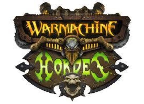 Warmachine Hordes\