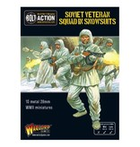 Bolt Action BA Soviet Army: Soviet Veteran Squad in Snowsuits