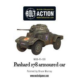 Bolt Action BA French Army: Panhard 178 Armoured Car