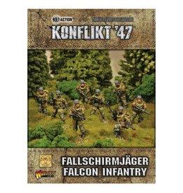 Bolt Action Fallschirmjager Falcon Infantry