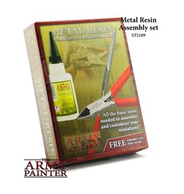 Army Painter ST5109 Metal/Resin Wargaming Assembly Set