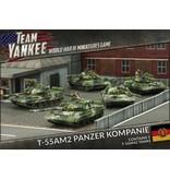 Team Yankee TEBX01 T-55AM2 Panzer Kompanie