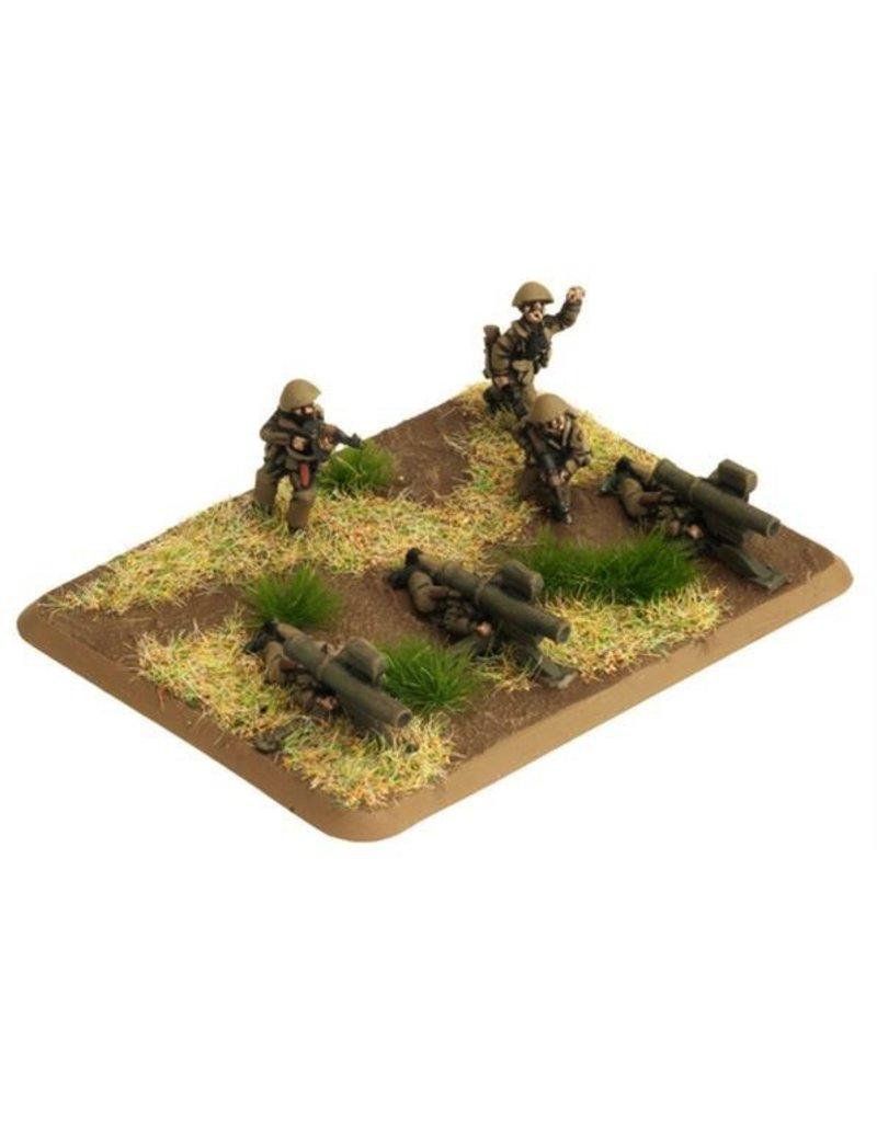 Team Yankee TEG706 East German Mot-Schutzen Heavy Weapons (33 figures)