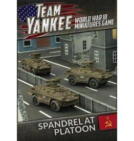 Team Yankee TSBX11 Spandrel Anti-Tank Platoon