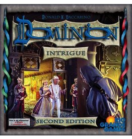 Rio Grande Games Dominion: Intrigue 2nd Edition