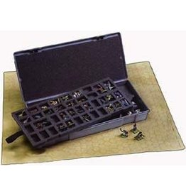 Chessex CHX02850 Figure Storage Case 80ct
