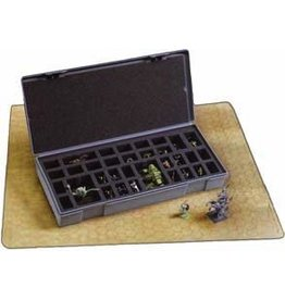 Chessex CHX02852 FigureStorage Case 40ct
