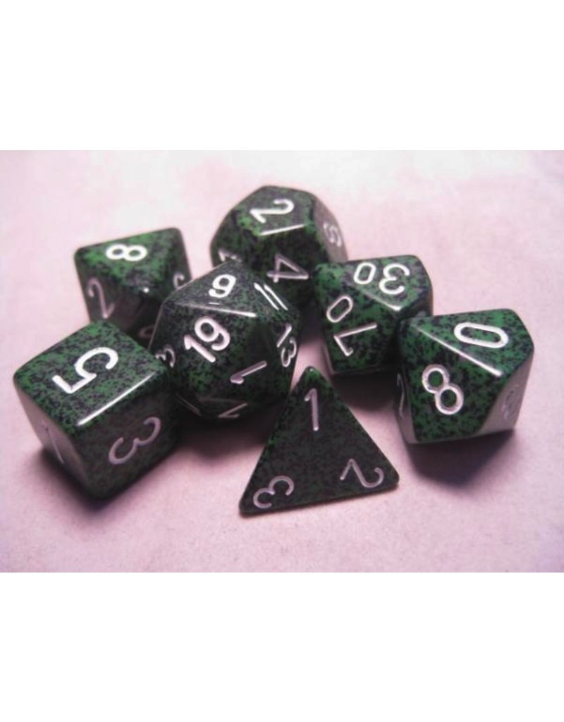Chessex CHX25325 7 Set Speckled Recon