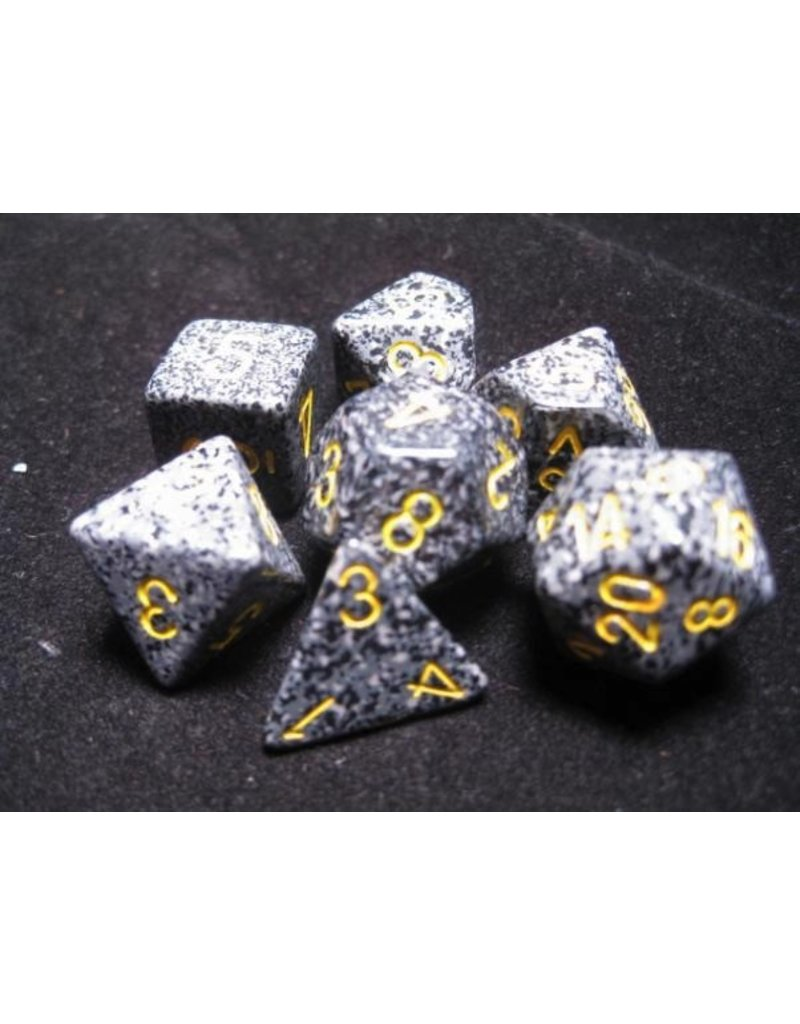 Chessex CHX25328 7 Set Speckled Urban
