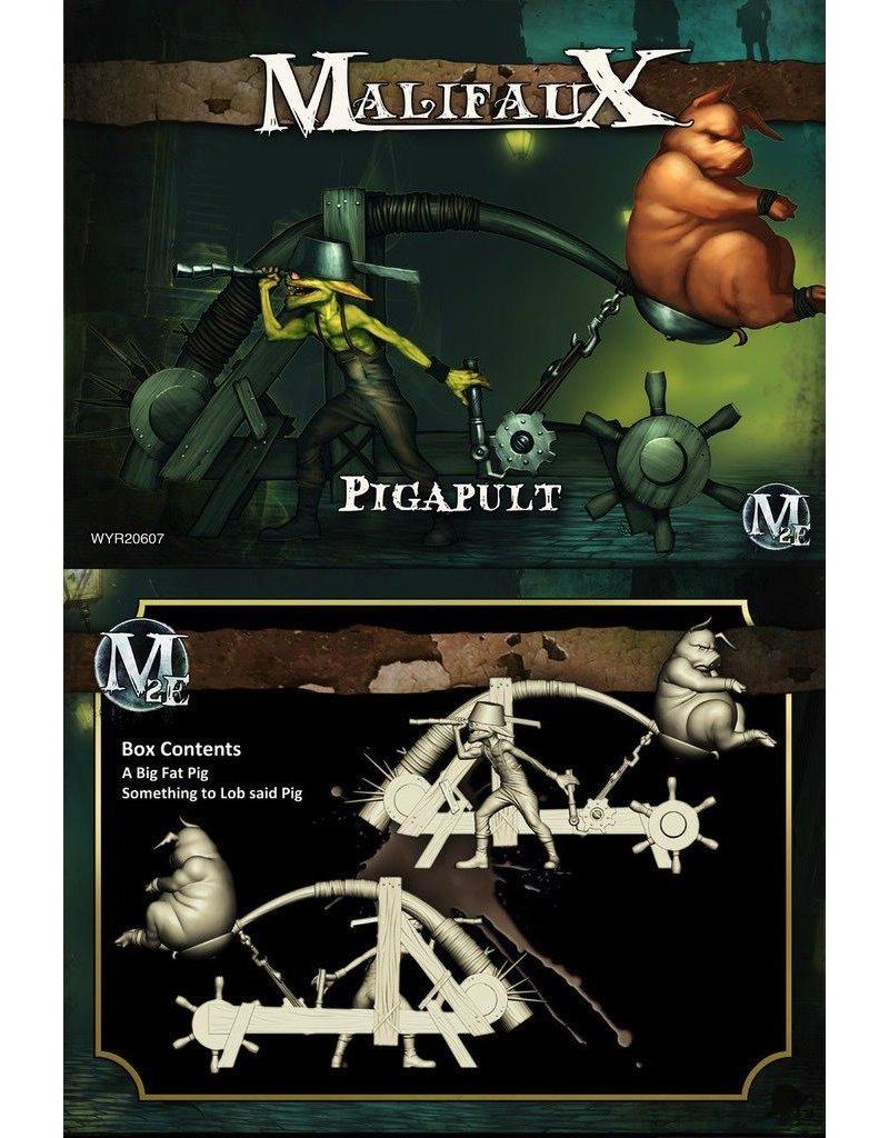 Wyrd miniatures WYR20607 Gremlins: Pigapult