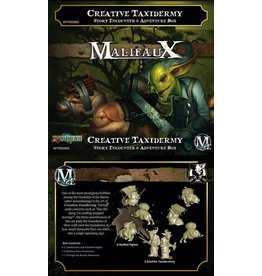 Wyrd miniatures WYR20905 Gremlins: Creative Taxidermy Story Encounter