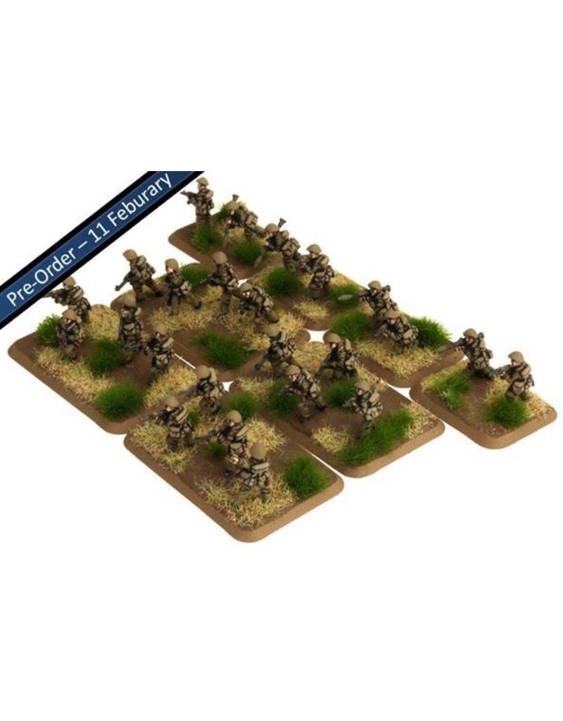 Team Yankee TEG702 East German Mot-Schutzen Platoon (24 figures)