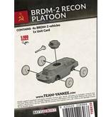 Team Yankee TSBX10 BRDM-2 Recon Platoon