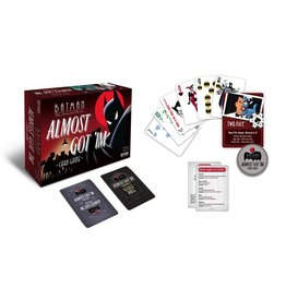 Cryptozoic Batman: Almost Got 'Im Card Game