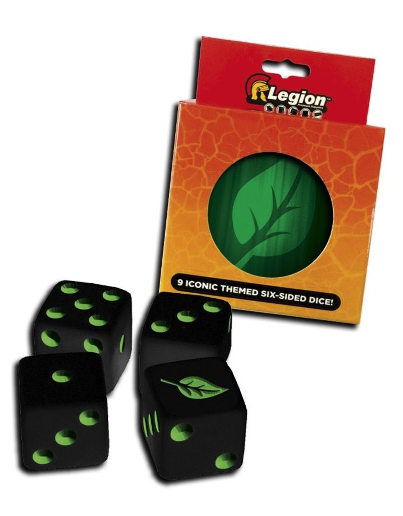 Legion Premium Gaming Supplies Iconic Dice Tins: Life (9)