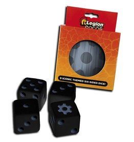 Legion Premium Gaming Supplies Iconic Dice Tins: Gear (9)