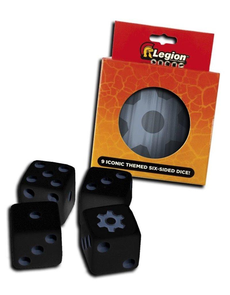 Legion Premium Gaming Supplies Iconic Dice Tins: Gear (9)