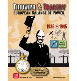 GMT Games Triumph and Tragedy (2nd Edition)