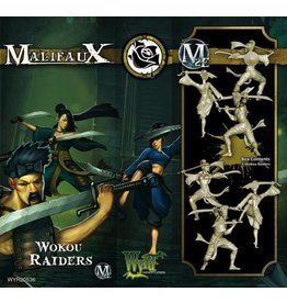 Wyrd miniatures WYR20536 Outcasts: Wokou Raiders