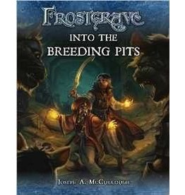 Osprey Frostgrave: Into the Breeding Pits